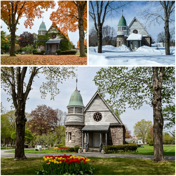 Laurel Hill Chapel 3Seasons